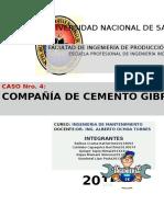 Caso 4 Compañia de Cemento Gibraltar Of