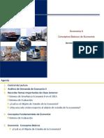 2° Clase Conceptos Fundamentales de Economía