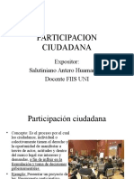 1. Participacion Ciudadada 2016