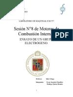 Informe 16 Gru Elec Oscro Pucv