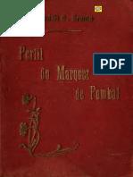 Camilo Castelo Branco Perfil Do Marquez de Pombal.