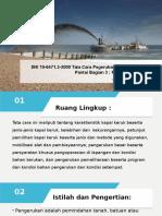 Sni 19-6471.3-2000 tata cara pengerukan muara sungai dan pantai (bagian 3) - Aji Prakoso