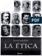 Badiou Alain Etica