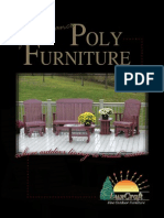 Amish Vault LuxCraft Poly Furniture