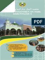 Brosur Pondok Pesantren an Nahl Darunnajah 5 Cikeusik Pandeglang Banten