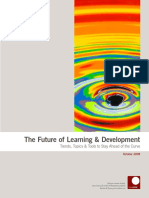 Futurethink-future of Learning and Development