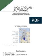 Cuenca Caguan Putumayo