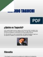 Ppt Taguchi