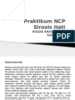NCP Sirosis Hati