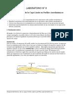 Laboratorio - Desprendimiento de la Capa Limite en Perfiles Aerodinámicos.doc
