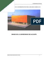 Analisis Estabilidad Museo de Alicante