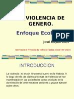 B - Curso Taller VFSG - S1 - Violencia de Género. Enfoque Ecològico