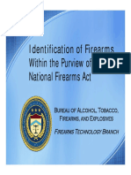 ATF Identification of Firearms Pt1