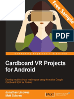Cardboard VR Projects for Android - Sample Chapter