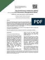Key Performance indicator for hospital