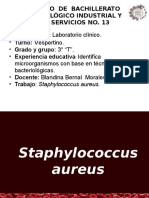 Staphylococcus o .Ppt2