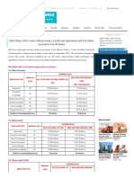IBPS RRBs CWE IV 2015 Officer Scale-I, II (GBO and Specialist) and III & Office Assistants Cut Off Marks