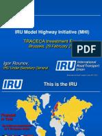 IRU Highway Initiative