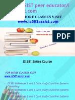 Is 581 ASSIST Peer Educator-Is581assist.com