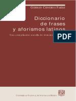 Cisneros Farías - Diccionario de frases y aforismos latinos.pdf