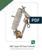 S&C Type DO Fuse