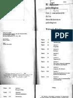 Klopfer W. El Informe Psicologico (Libro)