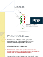 Prion Disease for Medical Students