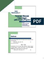 22 PD Faktor Integral