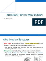 2-1. Introduction to Wind Design