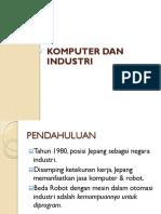 8. Komputer Dan Industri