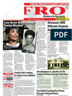 Prince George's County Afro-American Newspaper, May 15, 2010