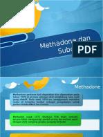 PPT Methadon -suboxone
