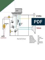 Diagrama de Amplificador Con LA4440