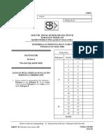 2008 F5 Mid Year SBP Math K2