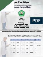 Presentasi Kasus Kedokteran Keluarga Asma Bronkhial