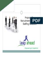 Leap Ahead - Company Profile