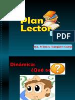 Plan Lector Francis 2011