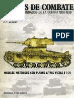 CARROS de COMBATE-Y-Vehiculos Blindados de La Guerra-1936-1939-PDF