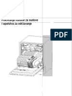 Service Manual - dishwasher