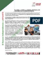 REMO ADMITE A TRAMITE LA DEMANDA INTERPUESTA POR SISEX-USO CONTRA EL REGLAMENTO DE LA CARRERA DIPLOMATICA.pdf