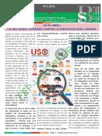 BOLETIN SALUD LABORAL Y PREVENCION USO NUMERO 3 2016.pdf