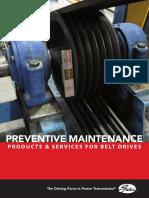 Preventive Maintenance Belts