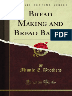 Bread Making and Bread Baking 2