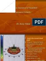VFA visual field assessment