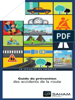 Guide de Prevention Des Accidents de La Route