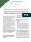 Artículo Evaluación de La Simulación de Problemas de Memoria
