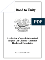 The Road to Unity