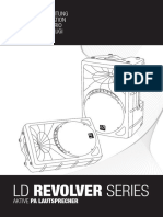User Manual Ld Revolver Pr12a