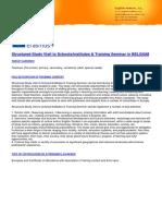 6 erasmus structured study visit  full description belgium