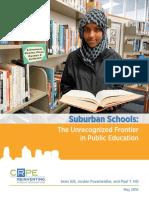 Crpe.suburban Schools 5.2016